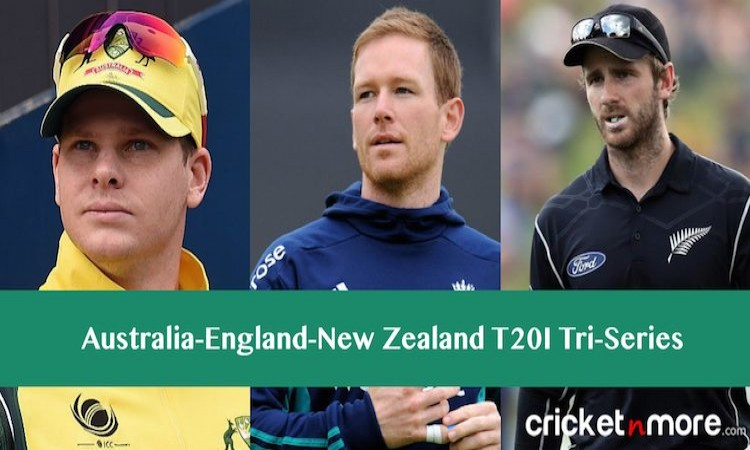 Australia-England-New Zealand T20I Tri Series Schedule