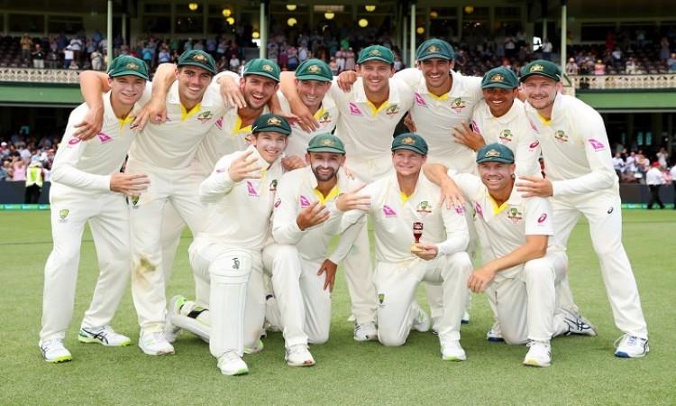 Australia swap ICC Test rankings with England
