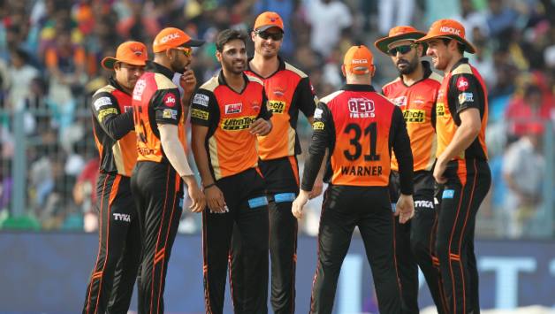Sunrisers Hyderabad Squad after day 1 of ipl auction 2018