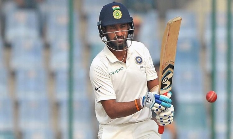 Always important to leave the ball well, says Cheteshwar Pujara