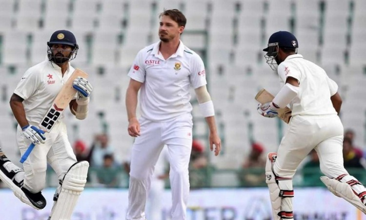 Bruised heel likely to keep Dale Steyn out for 4 to 6 weeks