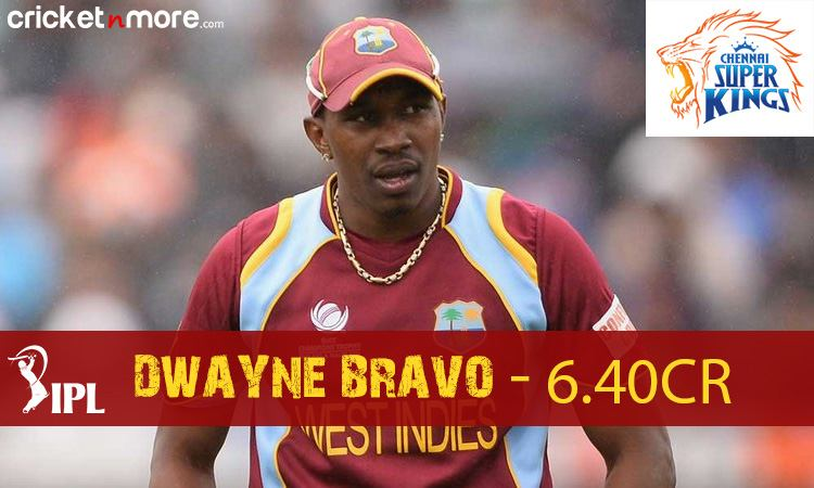 Dwayne Bravo (Chennai Super Kings) Images