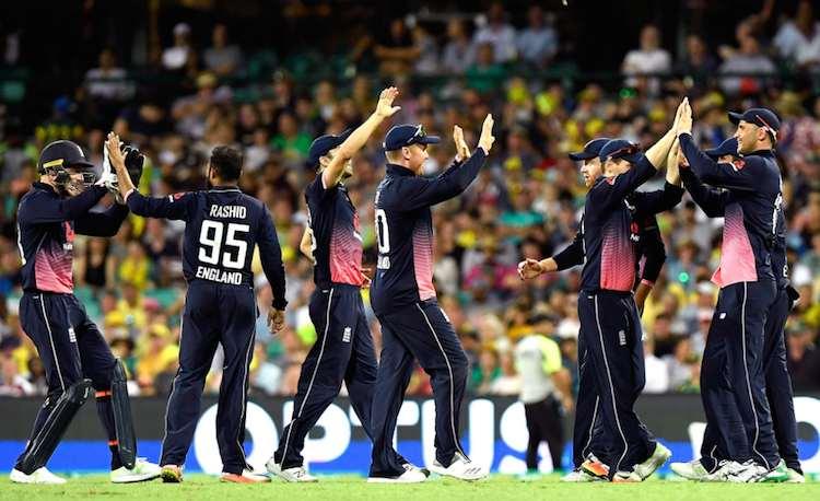 England vs Australia