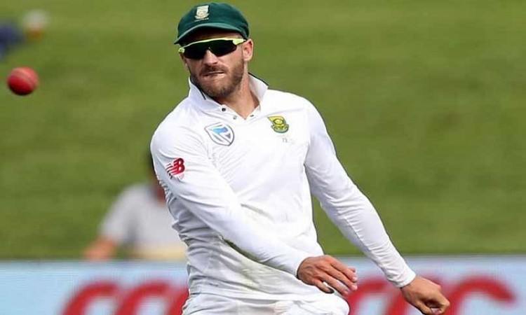 Images for Faf Du Plessis rates second game as 'one of the harder Tests'