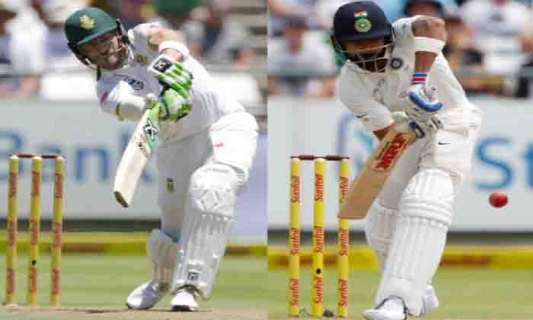Images for India vs South Africa 2nd Test: Final Scoreboard