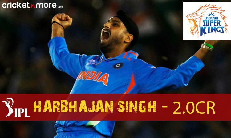 Harbhajan Singh (Chennai Super Kings) Images in Hindi