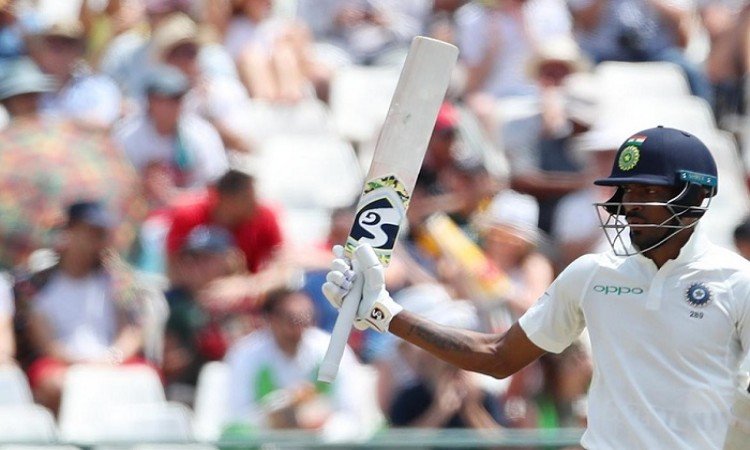 Hardik Pandya fights to help India post 185/7 at tea against South Africa