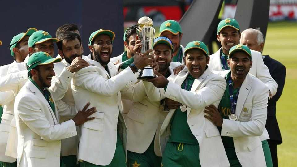 ICC Fans Moment Of The Year Images