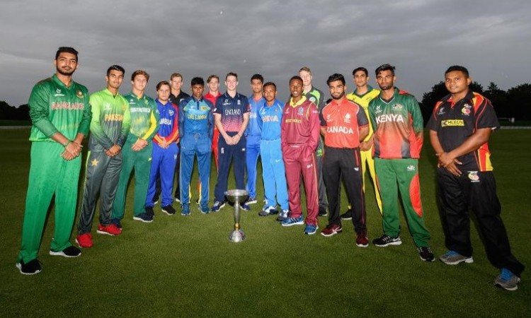 ICC U-19 World Cup commences on Saturday, Check full schedule