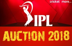 IPL 2018 Auction Images