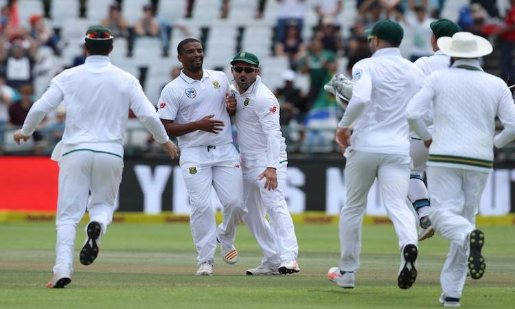 India vs South Africa, 1st Test