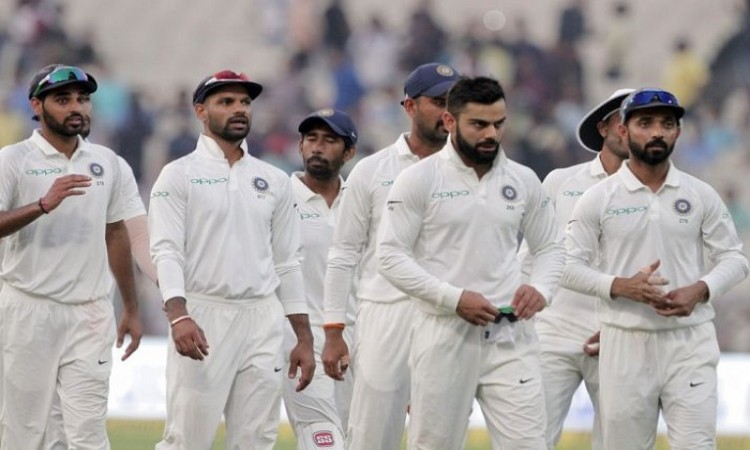 India vs South Africa 2nd Test match at centurian
