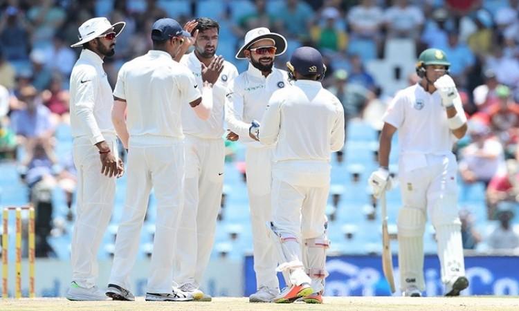 2nd Test: South Africa reach 182/2 till tea on Day 1
