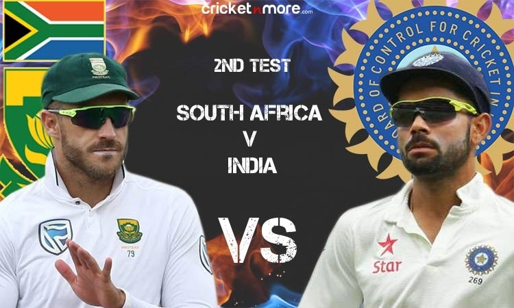 India vs South Africa 2nd test match preview