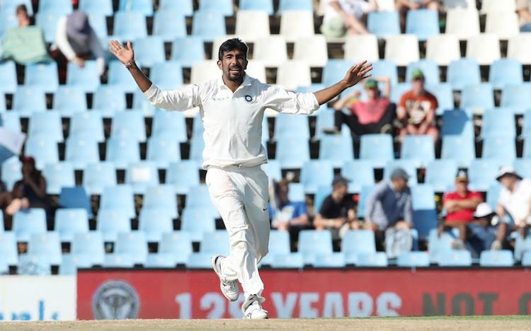 Jasprit Bumrah Images in Hindi