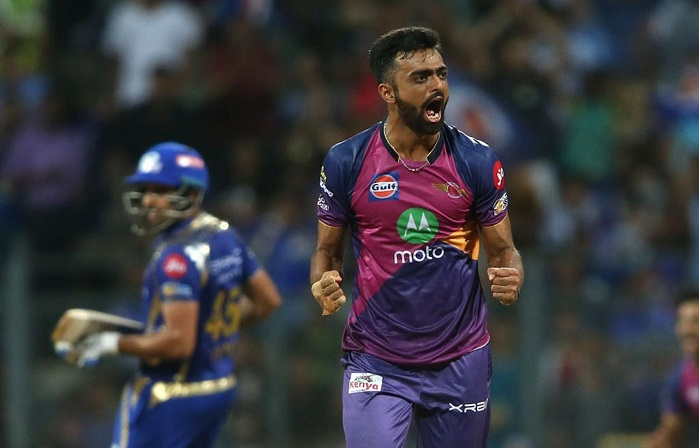 Jaydev Unadkat is sold to rajasthan royals for INR 1150 lacs