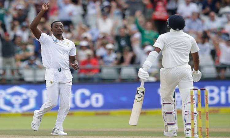 Kagiso Rabada breaks 130 years old cricket record