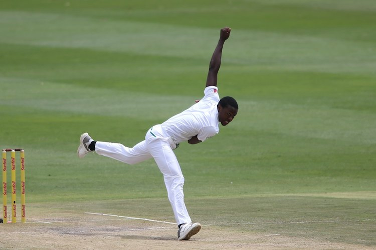 Kagiso Rabada Images in Hindi