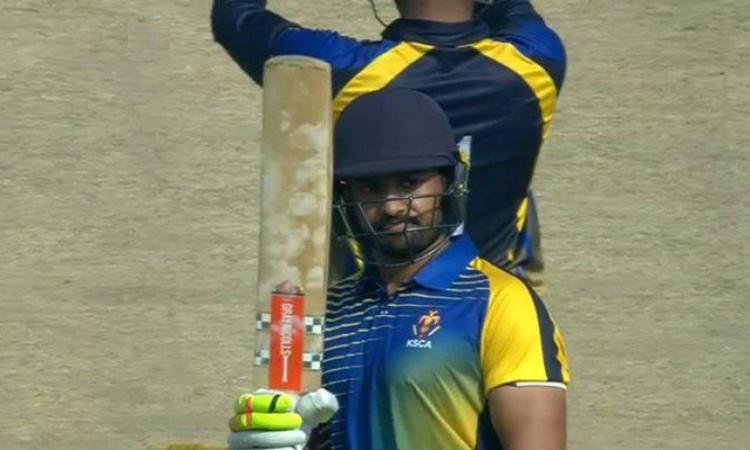 Karun Nair slams 48-ball century against Tamil Nadu in Syed Mushtaq Ali T20 Trophy