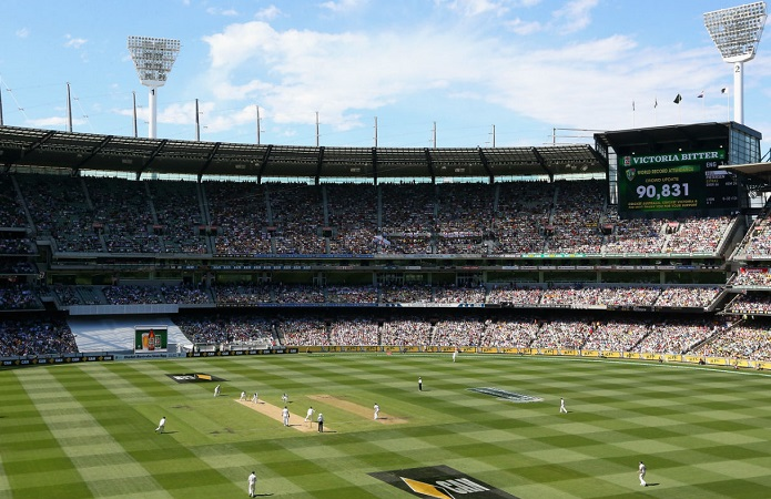 Melbourne Cricket Ground pitch rated as 'poor' by ICC