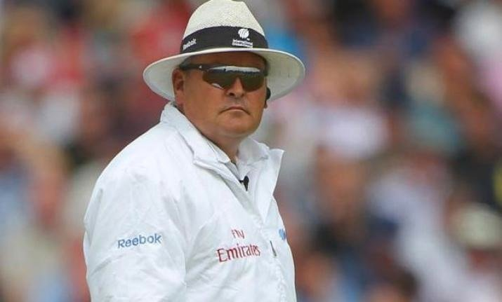 Marais Erasmus, David Shepherd Trophy For ICC Umpire Of The Year Images in Hindi