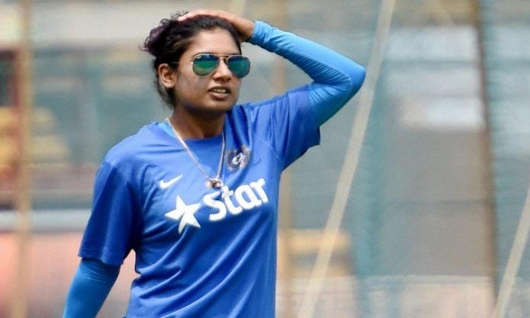 Mithali Raj Reveals How She Deals With Match Pressure