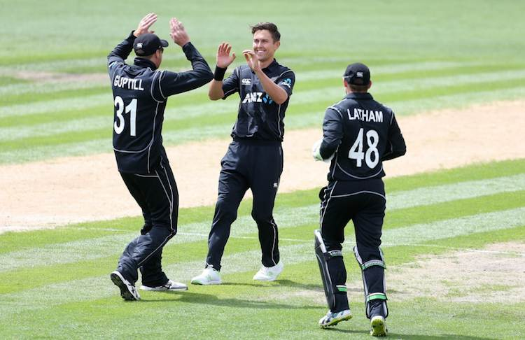 NZ vs Pakistan