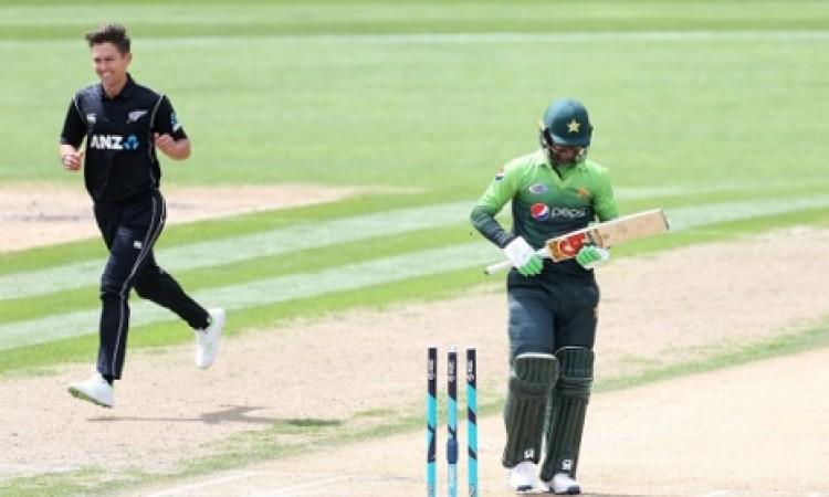 पाकिस्तान बनाम न्यूजीलैंड