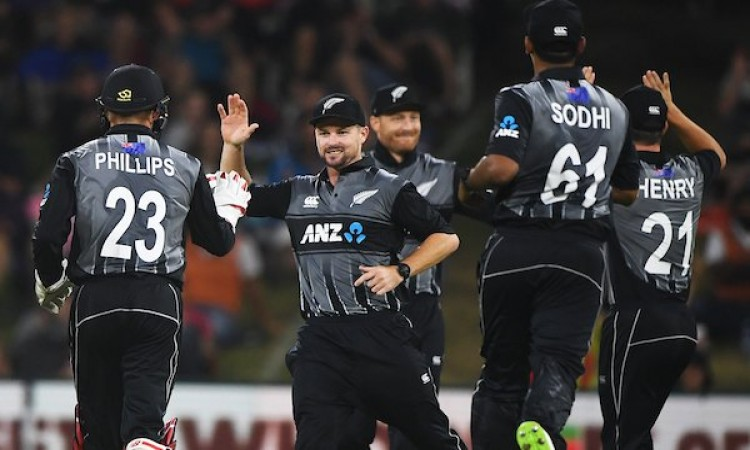 New Zealand beat West Indies by 119 runs in third T20I