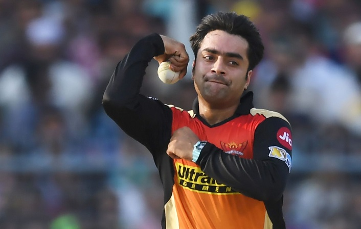 SunRisers Hyderbad use their RTM to retain Rashid khan for 900 lacs