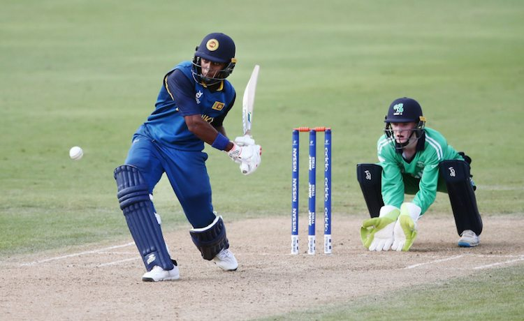 Sri Lanka vs Ireland