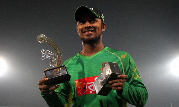 Sabbir Rahman loses Bangladesh contract for assaulting fan