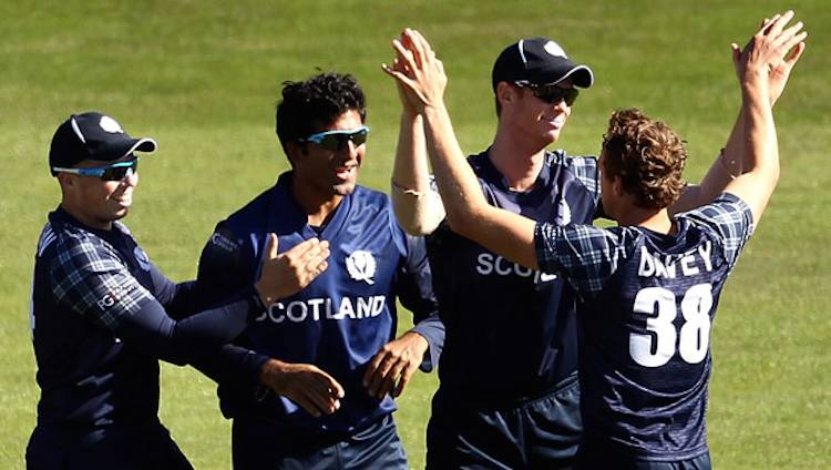 Scotland vs UAE