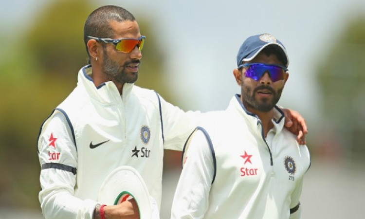 Ravindra Jadeja bogged down by illness, Shikhar Dhawan recovers from ankle injury