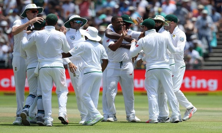1st Test: South Africa pack up India for 209 in post-tea session
