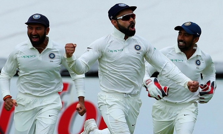 South Africa set India 208 to win First Test