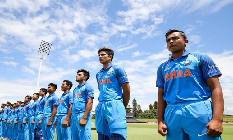 ICC U19 World Cup: India thrash Australia by 100 runs