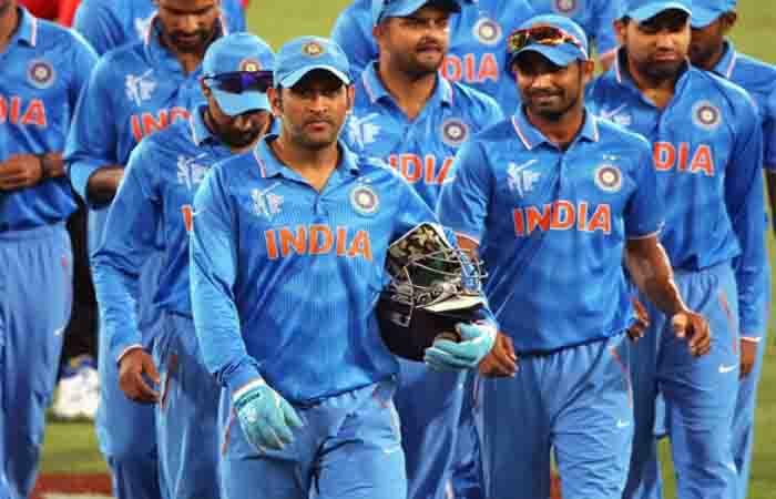 इंडिया क्रिकेट टीम
