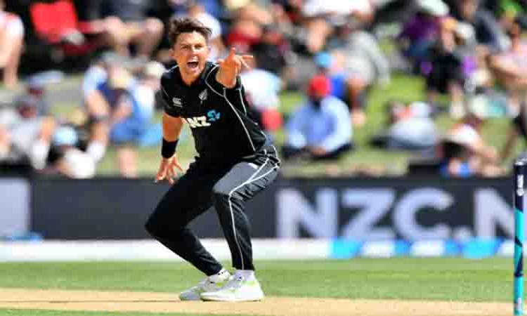 Paceman Trent Boult rested for final ODI vs Pakistan Images