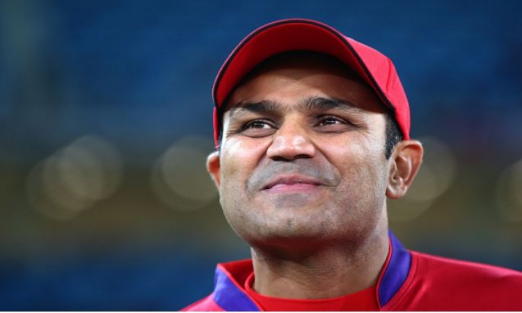 former Indian Batsman virender sehwag said youth should take inspiration from courage