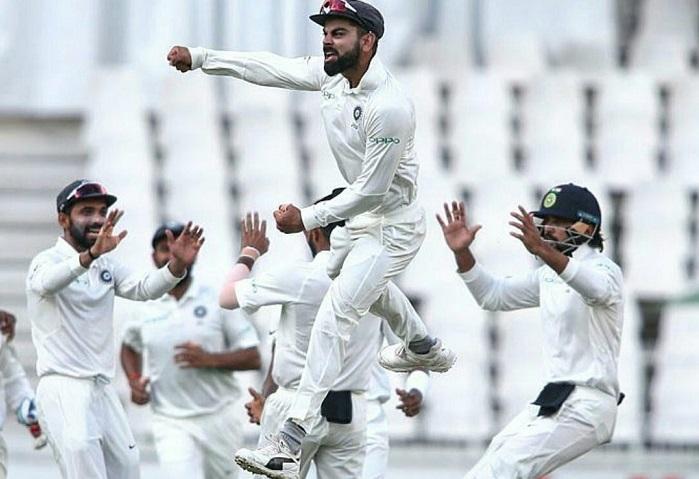 Virat Kohli equals sourav ganguly record of 21 test win