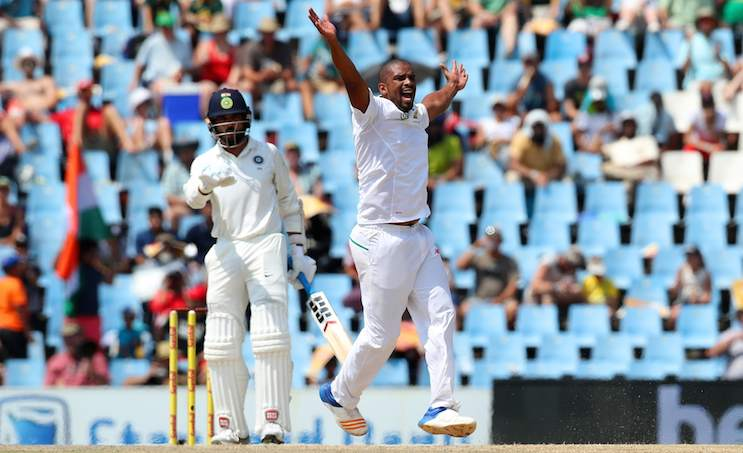 Vernon Philander1 Images in Hindi