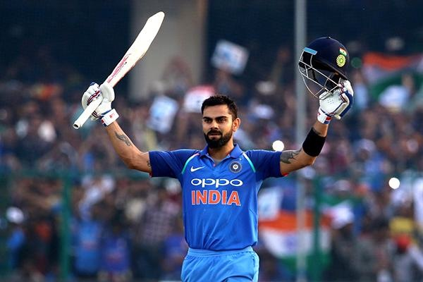 Virat Kohli (India), ICC Men's ODI Cricketer Of The Year Images