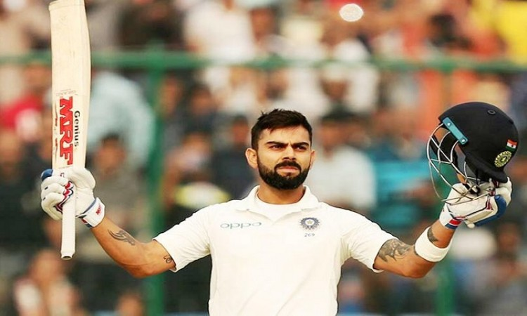 Virat Kohli becomes second Indian to 900 Test-ranking points