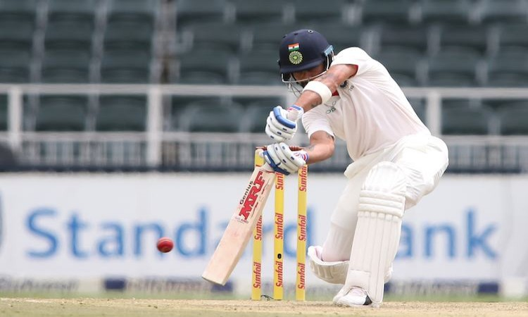3rd Test: India vs South Africa Day 1 Scorecard Images