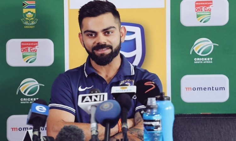 Core squad for 2019 World Cup is more or less sorted out, says Virat Kohli