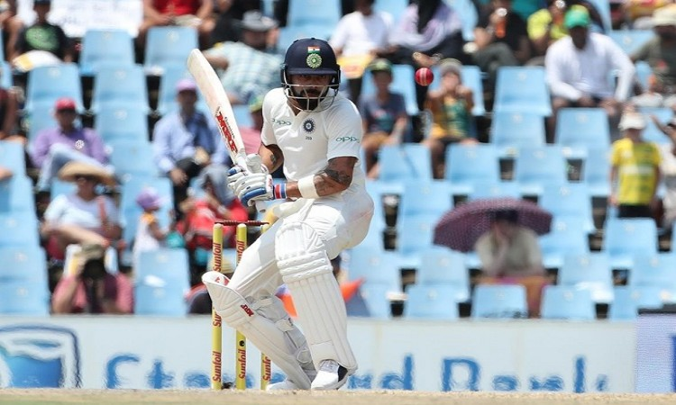 2nd Test: India reached 80 for the loss of two wickets at tea on Day 2