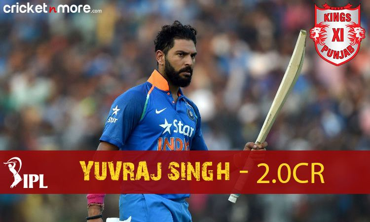Yuvraj Singh (Kings XI Punjab) Images in Hindi