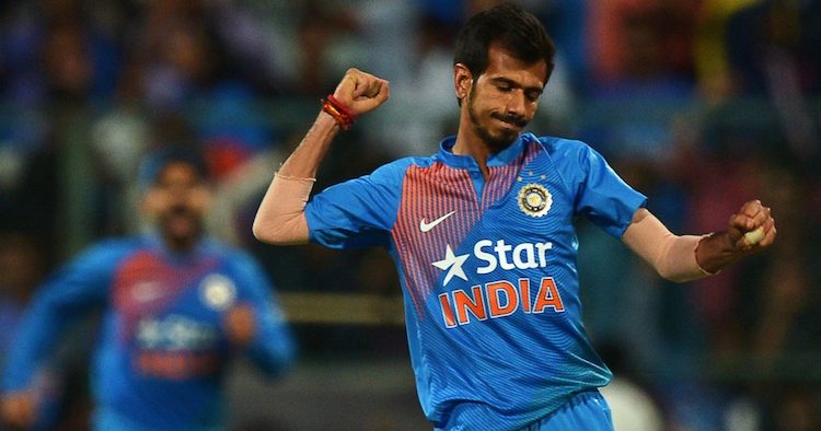 Yuzvendra Chahal, ICC Men's T20I Performance Of The Year Images in Hindi