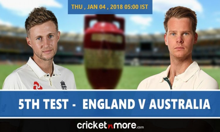 Australia vs England 5th Ashes Test Match Preview